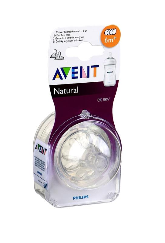 ����� ����� natural ������� ����� �� 6 ��� n2 (���  80540) (Philips AVENT/Philips Electronic)
